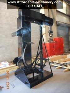 80 000lb Capacity Bristol Riggers Special Forklift For Sale Machinery Business Information