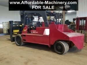 80,000lb to 100,000lb Royal Rig-Lift Forklift For Sale