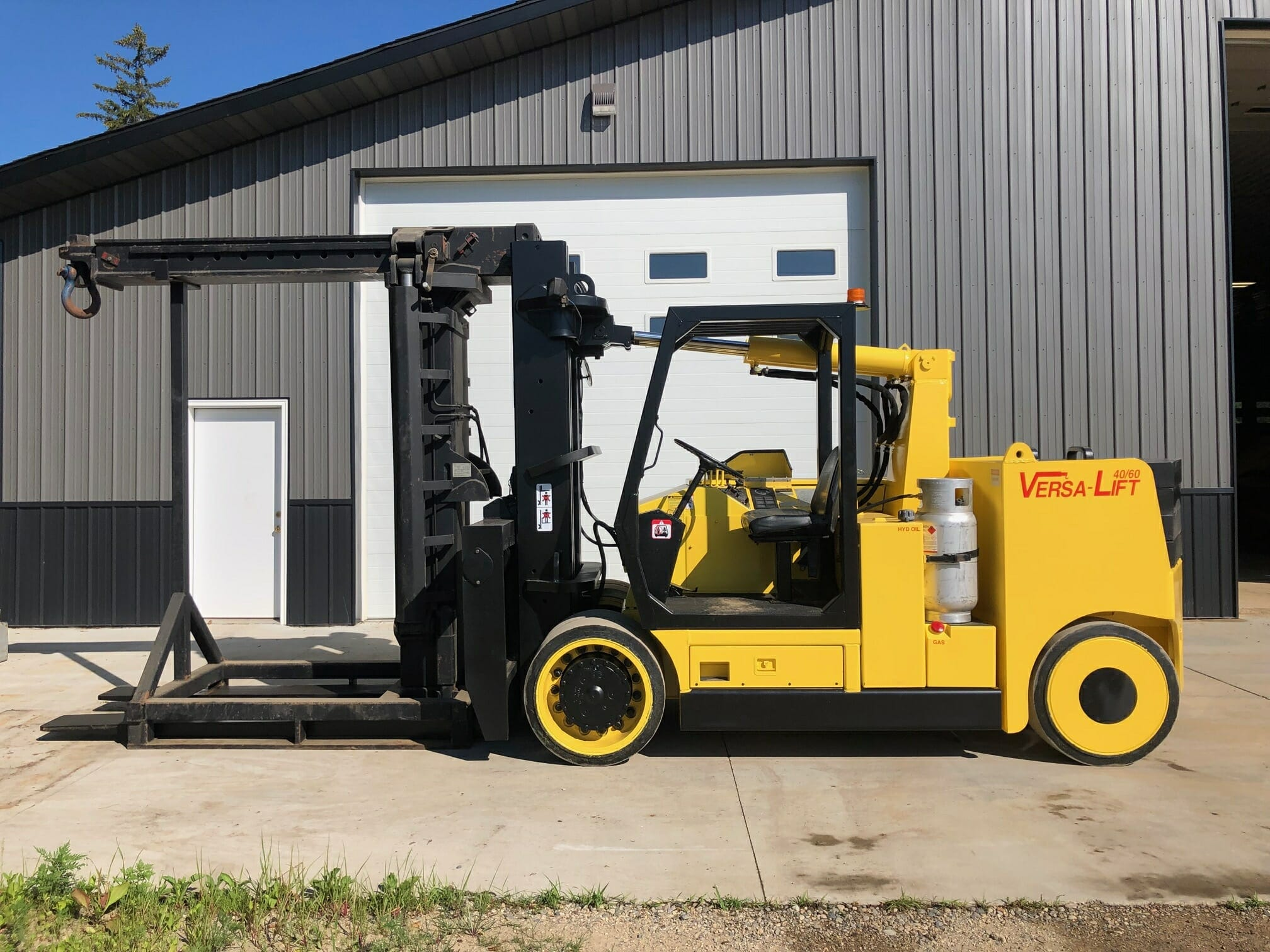 Versa-Lift Forklift For Sale