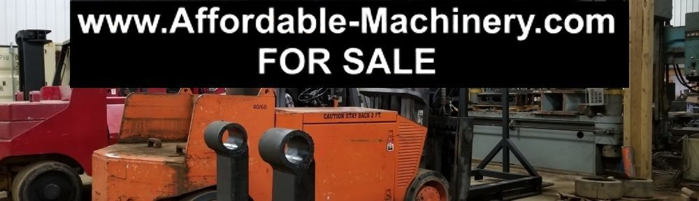 Versa Lift 4060 Forklift For Sale Used