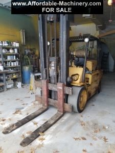 15,000lb. Capacity Hyster S150 Forklift For Sale