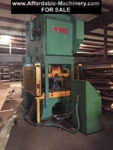 300 Ton Capacity Heim Gap Frame Press For Sale