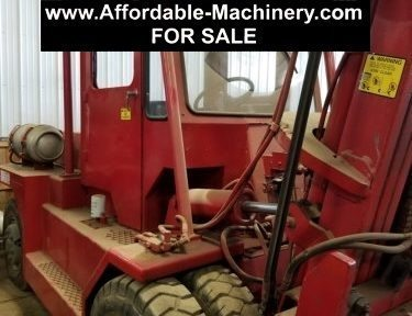 Taylor 15000lb Forklift For Sale
