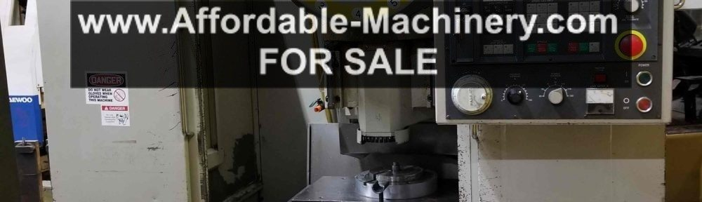 Fanuc Drill Tapping Mill CNC Machine For Sale
