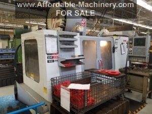 Haas VF-4D 4 Axis CNC Vertical Machining Center For Sale