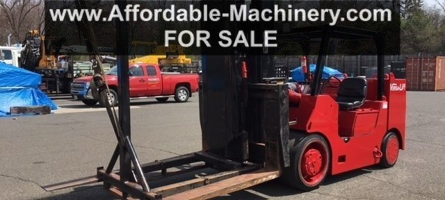 25,000lb. to 35,000lb. 25/35 Versa Lift For Sale
