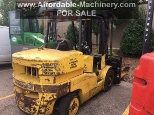 20,000 lb. Capacity Elwell Parker Forklift For Sale