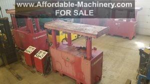 200 Ton EZ200 Riggers Gantry For Sale