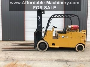 30,000 lb. Capacity Cat Forklift For Sale