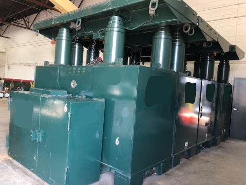 600 Ton EZ604 Riggers Hydraulic Gantry For Sale