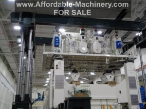 600 Ton EZ604 Riggers Hydraulic Gantry For Sale