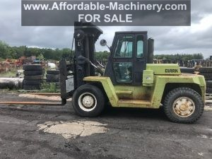 25,000 lb. Capacity Clark Forklift For Sale
