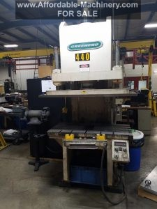 Used Metal Stamping Punch Presses For Sale | Affordable