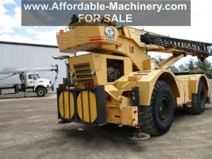 Used Mobile Cranes For Sale | Affordable MachineryAffordable