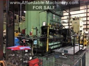 275 Ton Aida Gap Frame Press For Sale