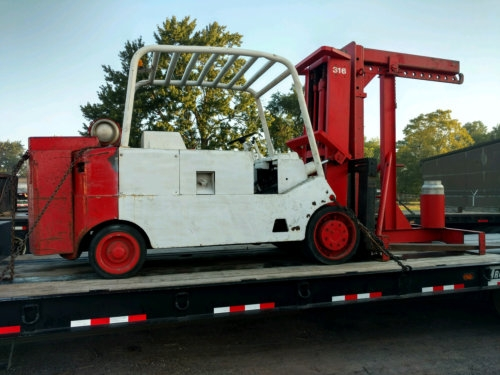 30000 lb CAT Caterpillar Forklift For Sale