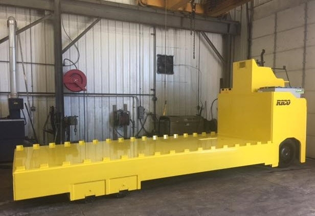 150000lb Rico Die Handler For Sale or Rent