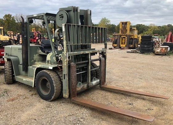 15500lb Hyster Forklift For Sale 7.75 Ton