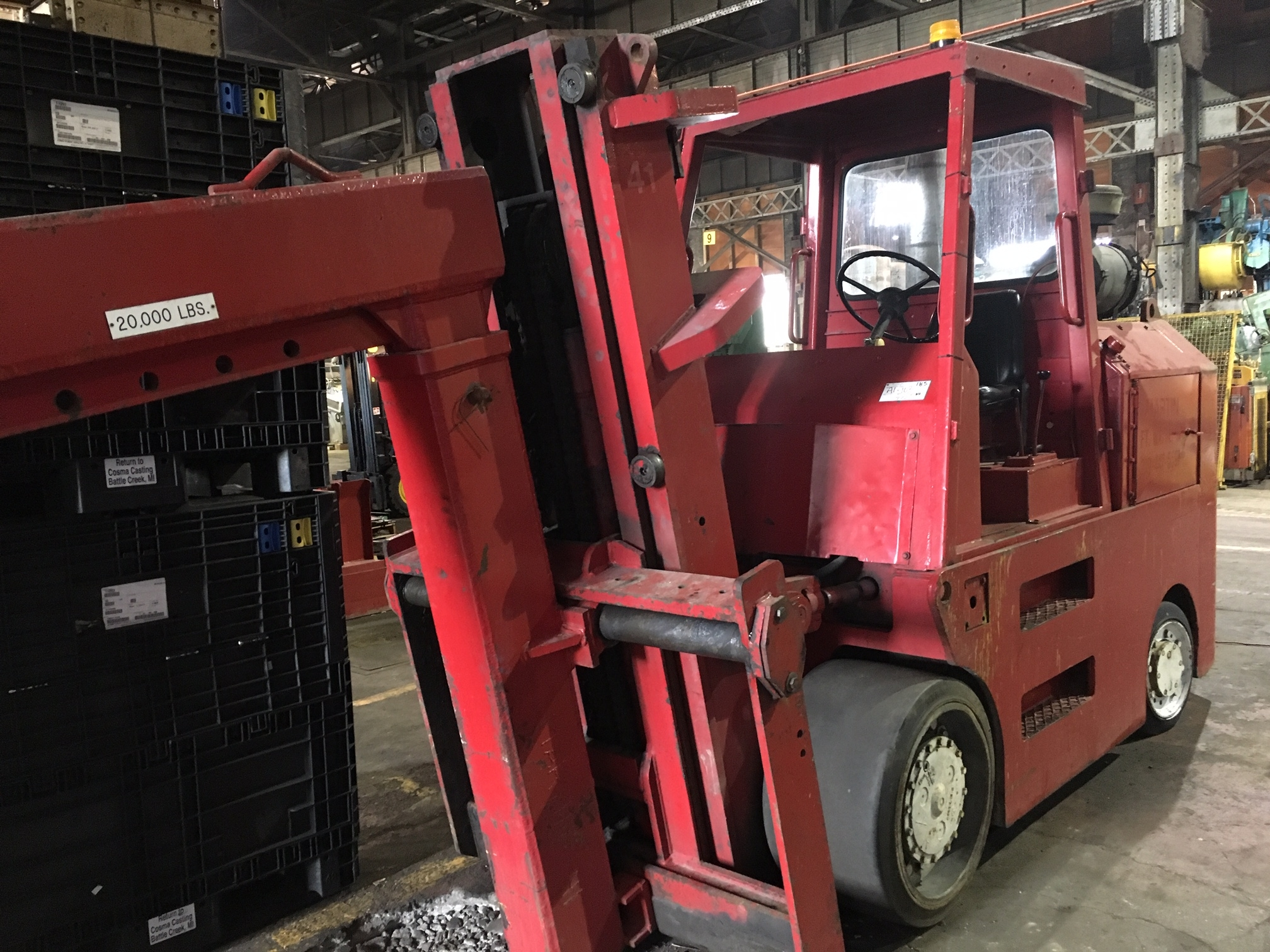 20000lb Taylor Forklift For Sale