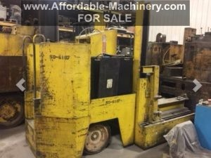 25000lb Erickson Die Handler For Sale