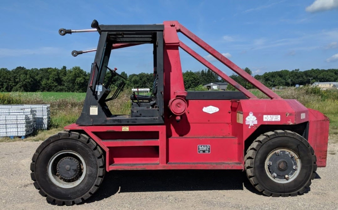 30000lb Taylor Forklift For Sale 15 Ton