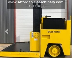 50000lb Elwell Parker Die Handler For Rent