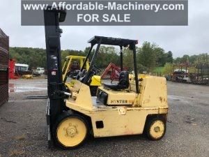 15,500 lb. Capacity Hyster Forklift For Sale
