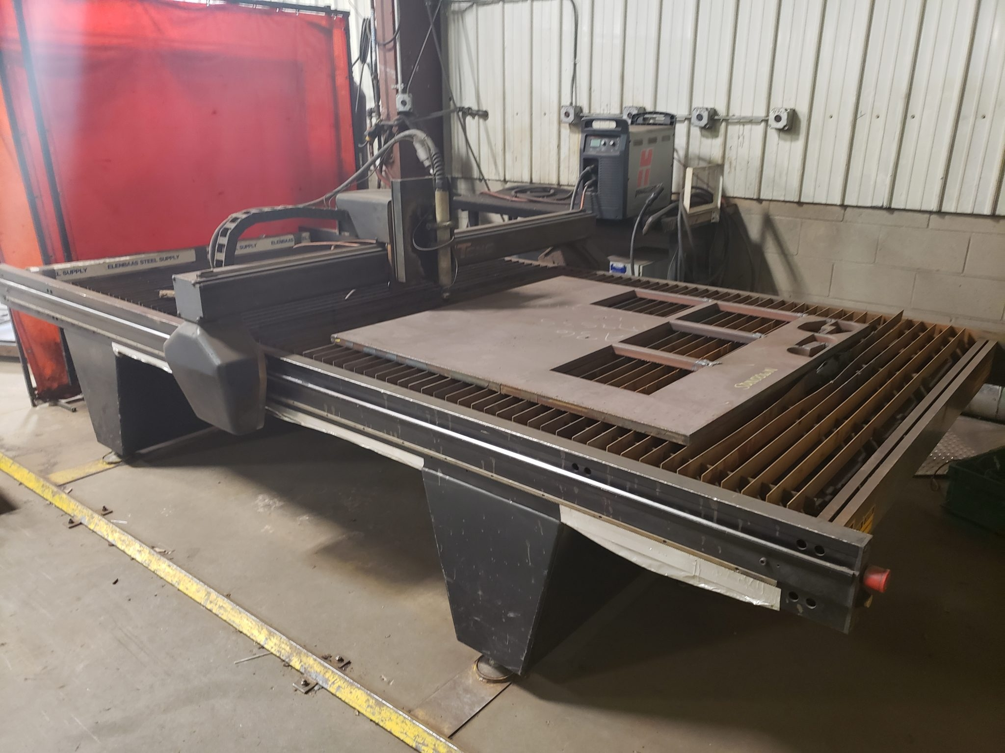 Used Cnc Plasma Cutter For Quick Sale
