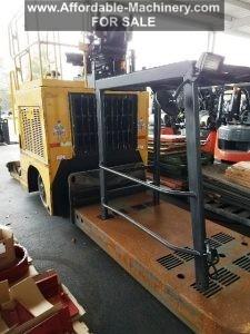 55,000lb Capacity Taylor Die / Burden Carrier