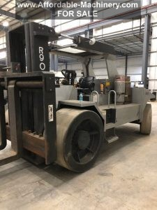 90,000lb R90 Rigger Lift Forklift For Sale
