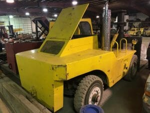 60,000 lb. Apache Forklift For Sale