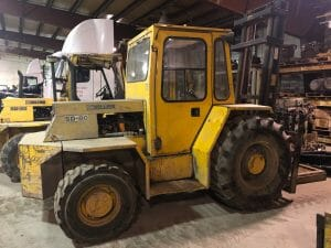8,000 lb. Sellick Forklift For Sale