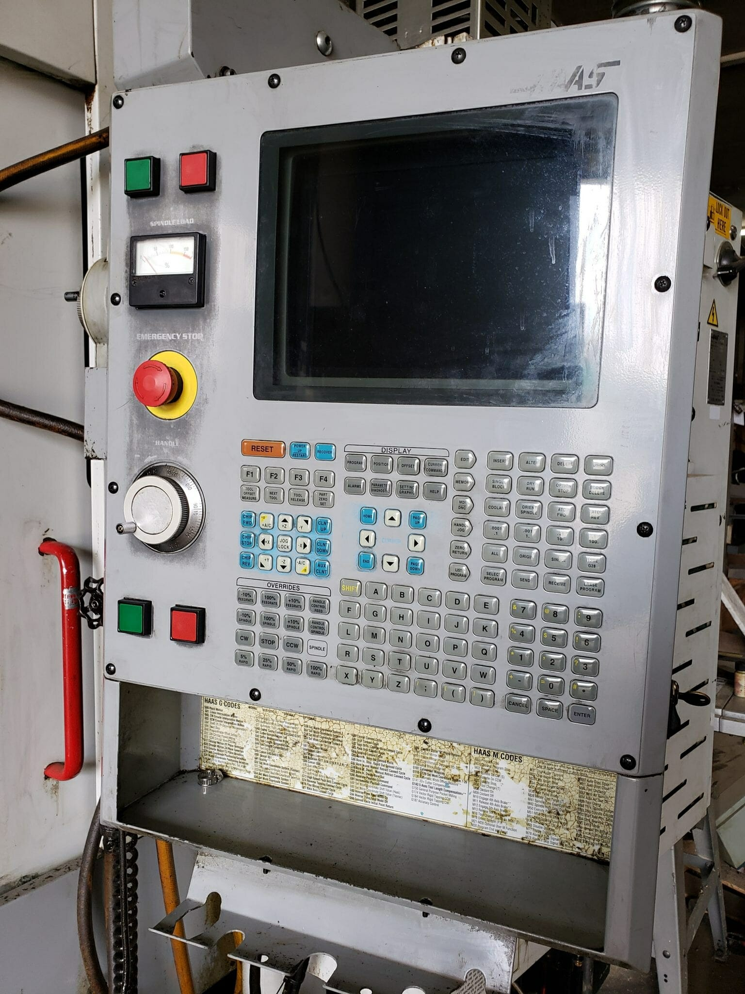 Haas HS1 Horizontal Mill For Sale