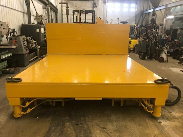 200000lb Die Cart For Sale