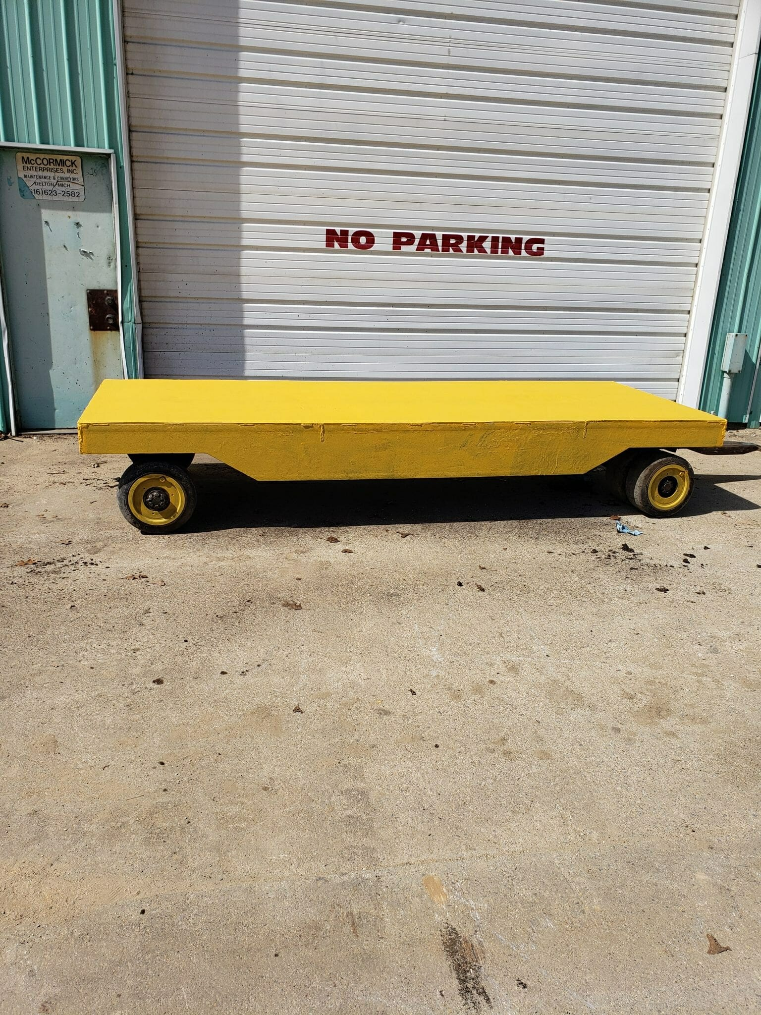 30000lb Die Cart For Sale