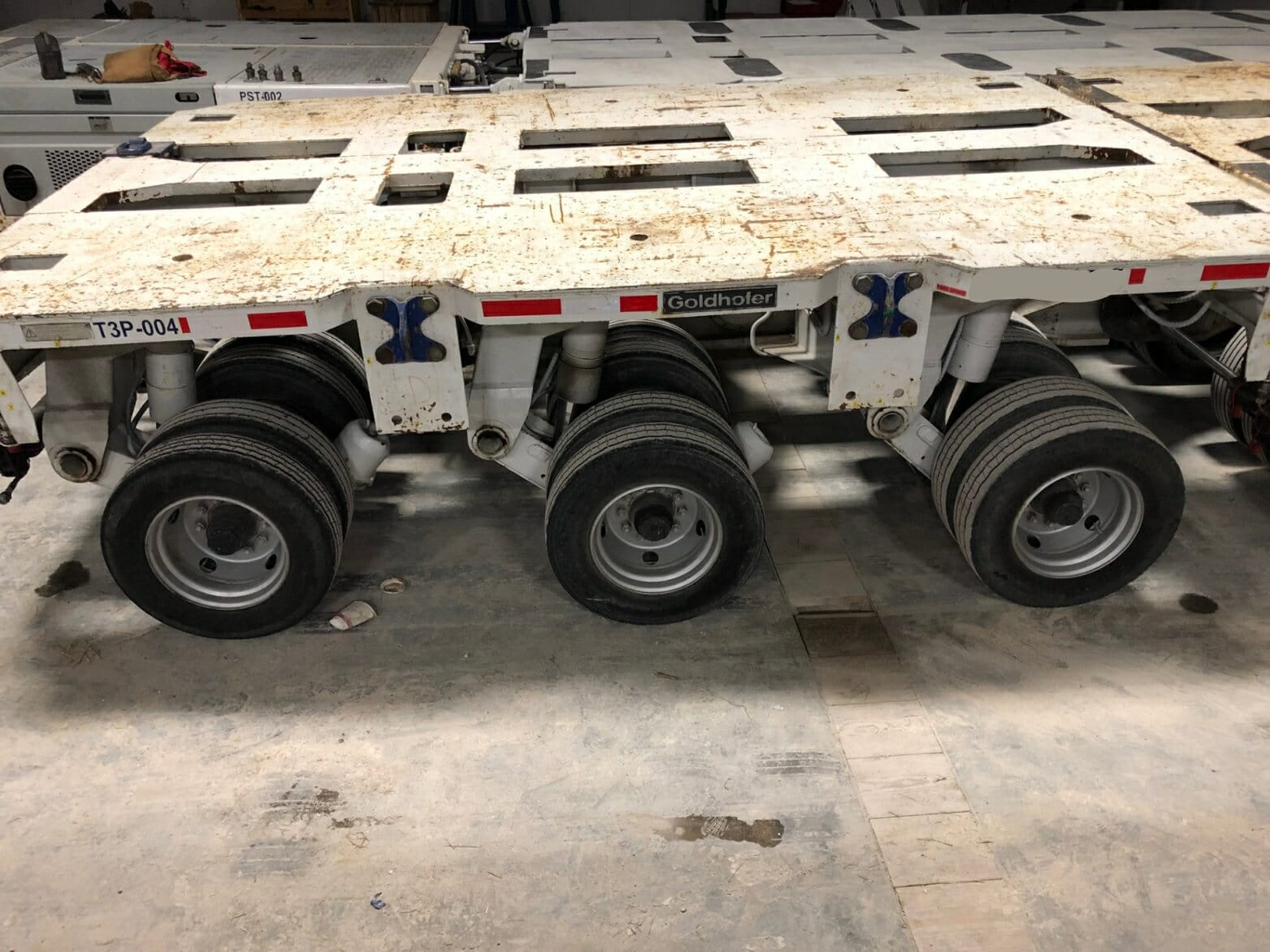 Used Goldhofer Trailer For Sale