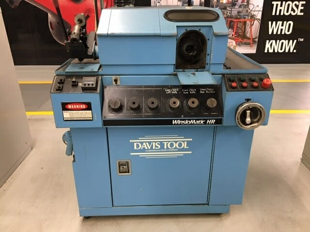 Winslow Drill Point Grinder For Sale