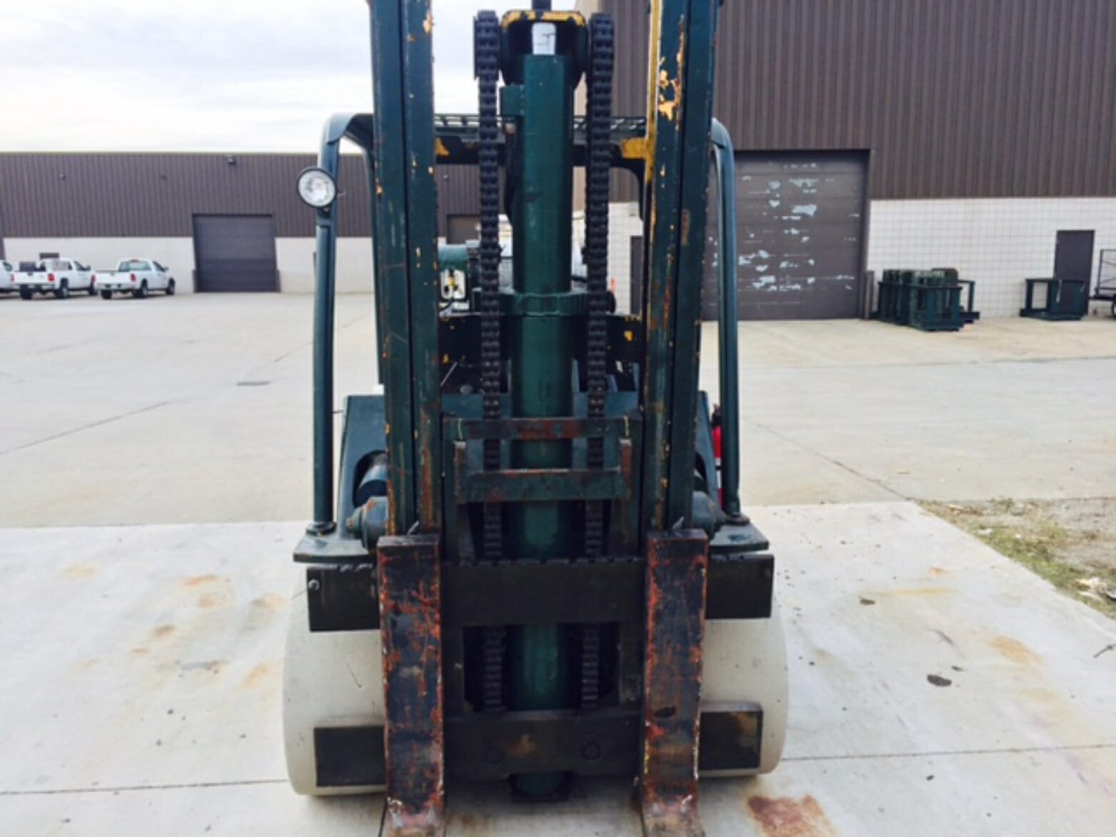 15000lb Hyster S150 Forklift For Sale