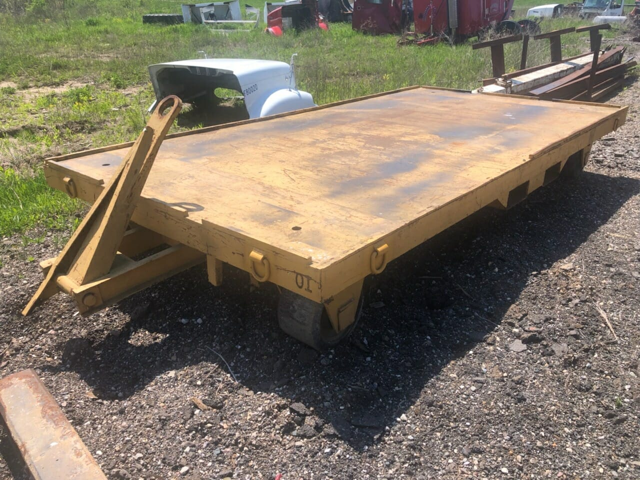 40,000lb Die Cart For Sale or Rental