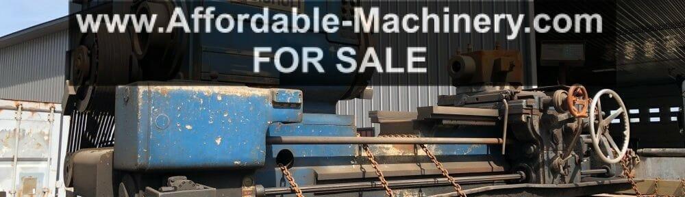 Gishold Lathe For Sale