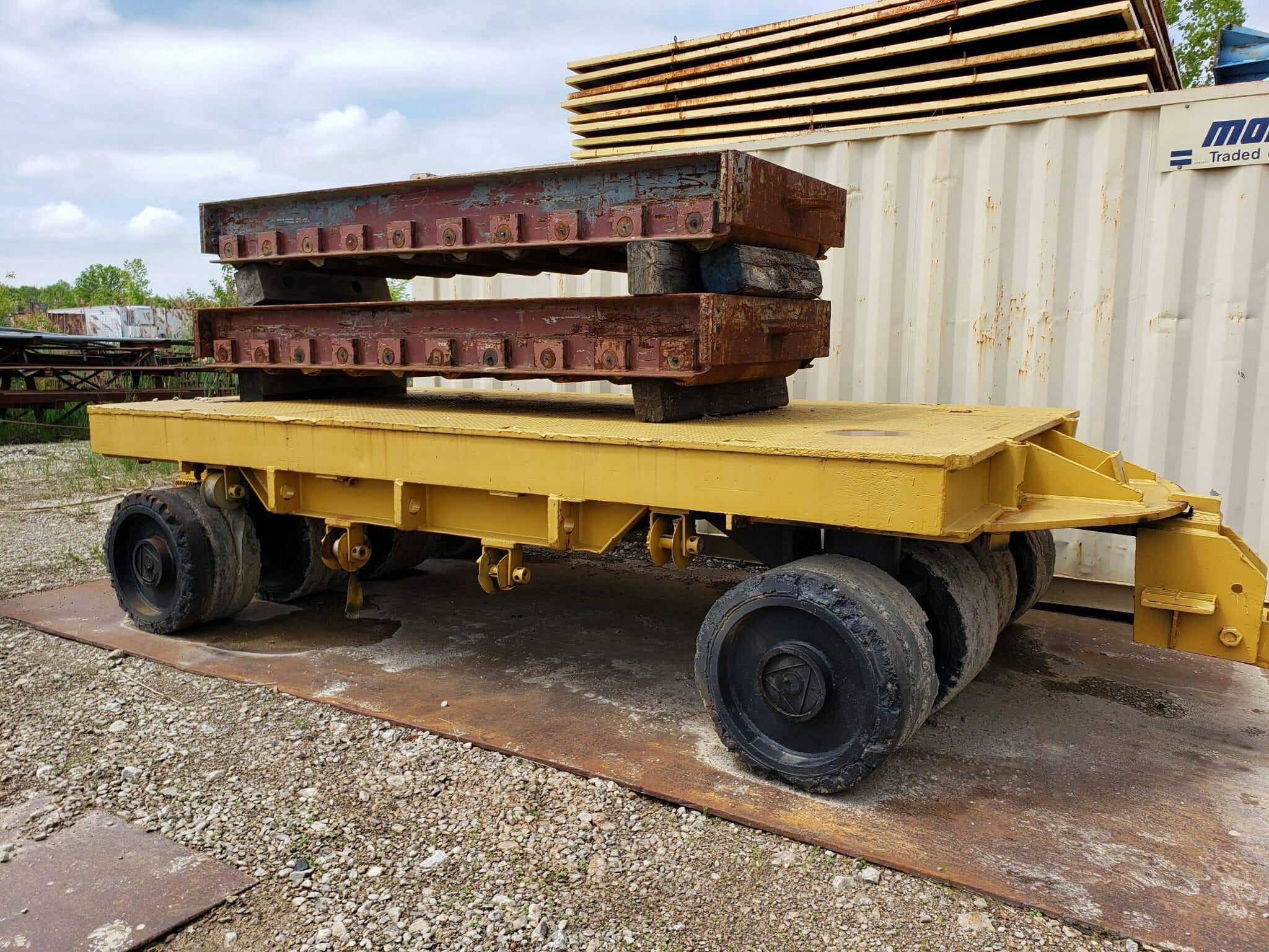 100 Ton Capacity Die Cart