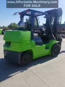 15,000 lb Capacity Toyota Forklift For Sale