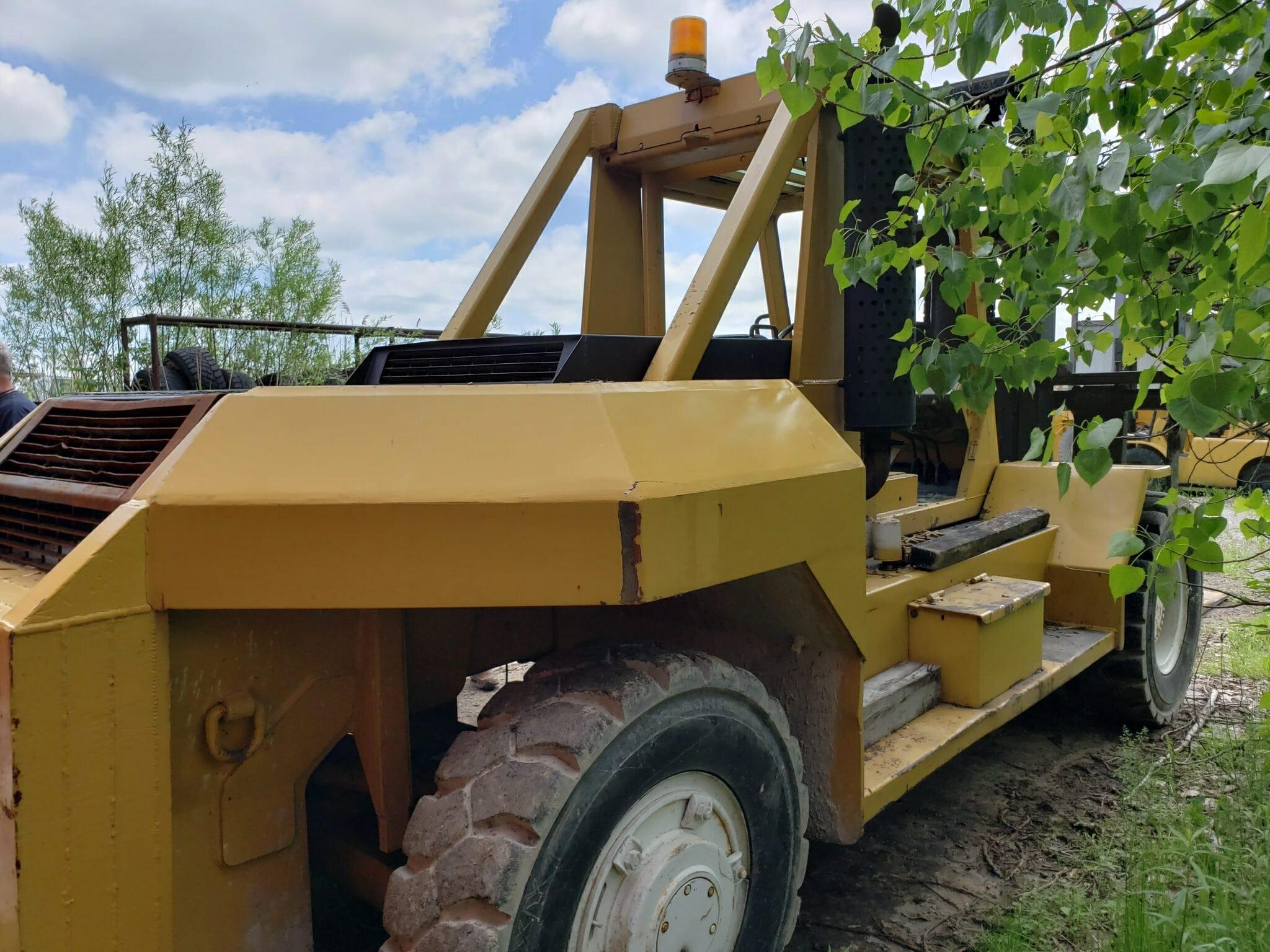 30000lb Used Taylor Forklift For Sale