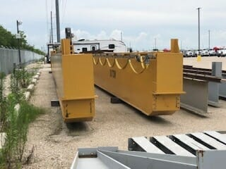 30 Ton Capacity PHD Overhead Bridge Crane For Sale