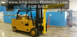 35,000 lb Capacity Royal Forklift For Sale 17.5 Ton