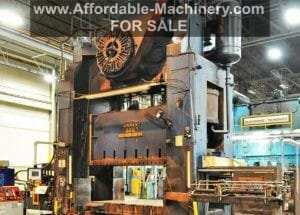 Presses from 1000 to 2000 Tons | Affordable