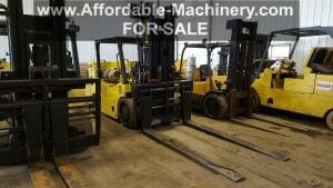 25,000 lb to 35,000 lb Capacity Hoist Forklift For Sale 25/35