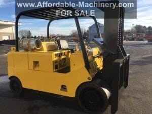 Used Large Capacity Forklifts For Sale (Fork Trucks