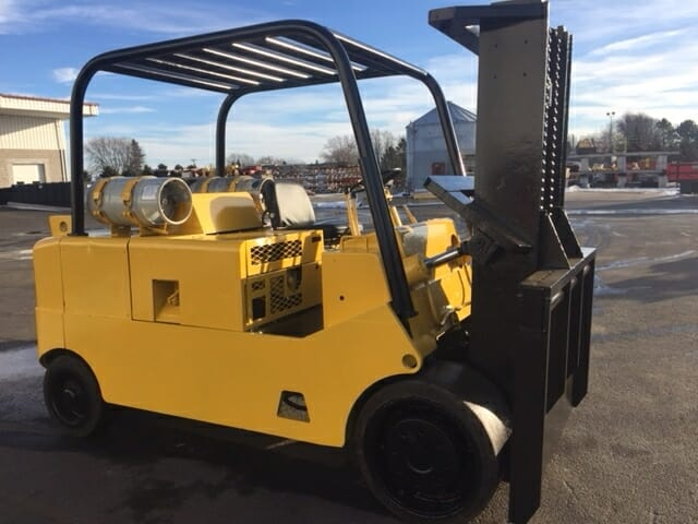 30,000 lb Capacity Cat Forklift For Sale 15 Ton