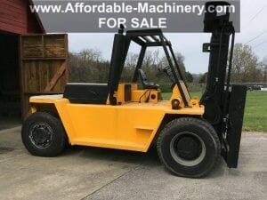 30,000 lb Capacity Cat V300 Forklift For Sale 15 Ton